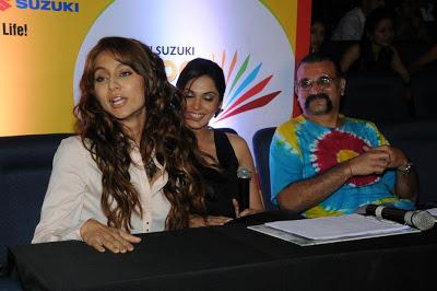 SIIB hosts Maruti Suzuki Colors of Youth 2012