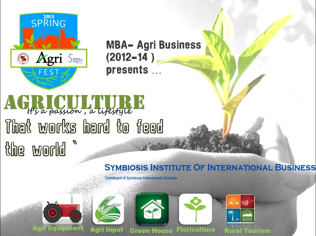 SIIB hosts unique Agribusiness festival-Agri fest Spring 2013