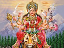 The Shakti of a Durga