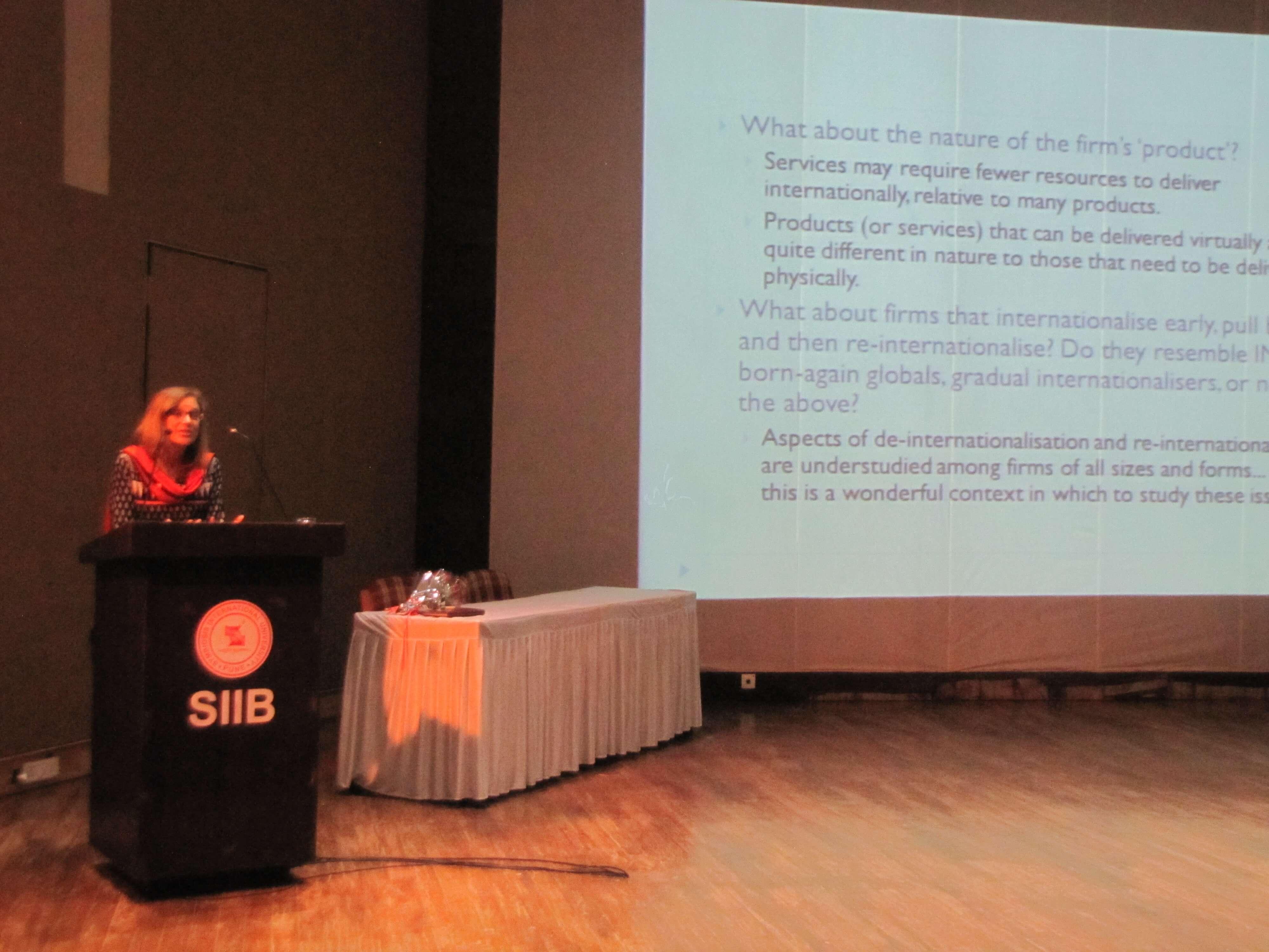 Guest Lecture|Dr Elizabeth Rose
