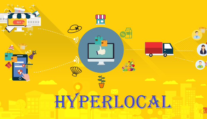 Hyperlocal – A Raising Boom