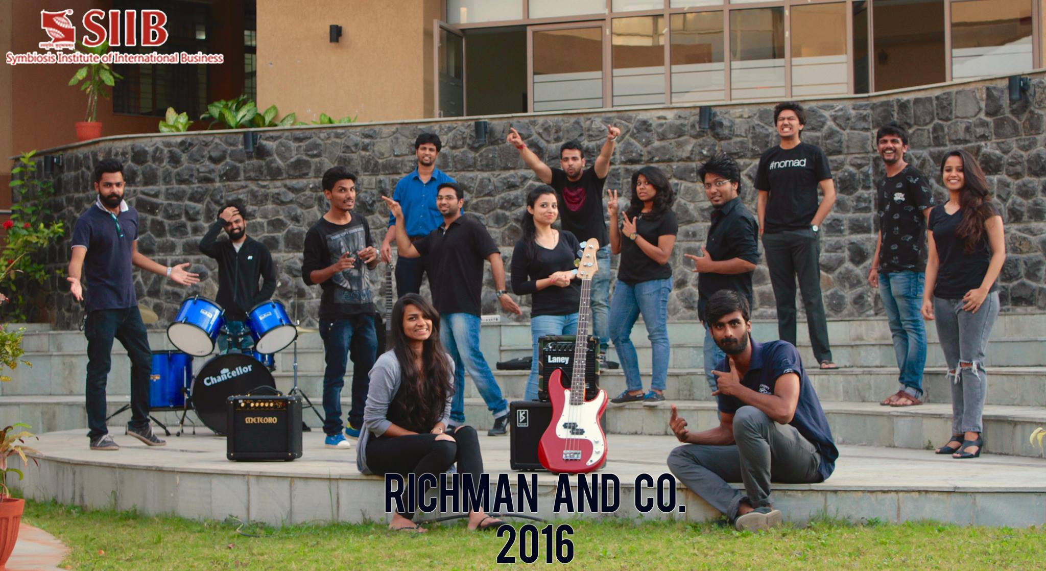 RICHMAN & CO- The SIIB Band