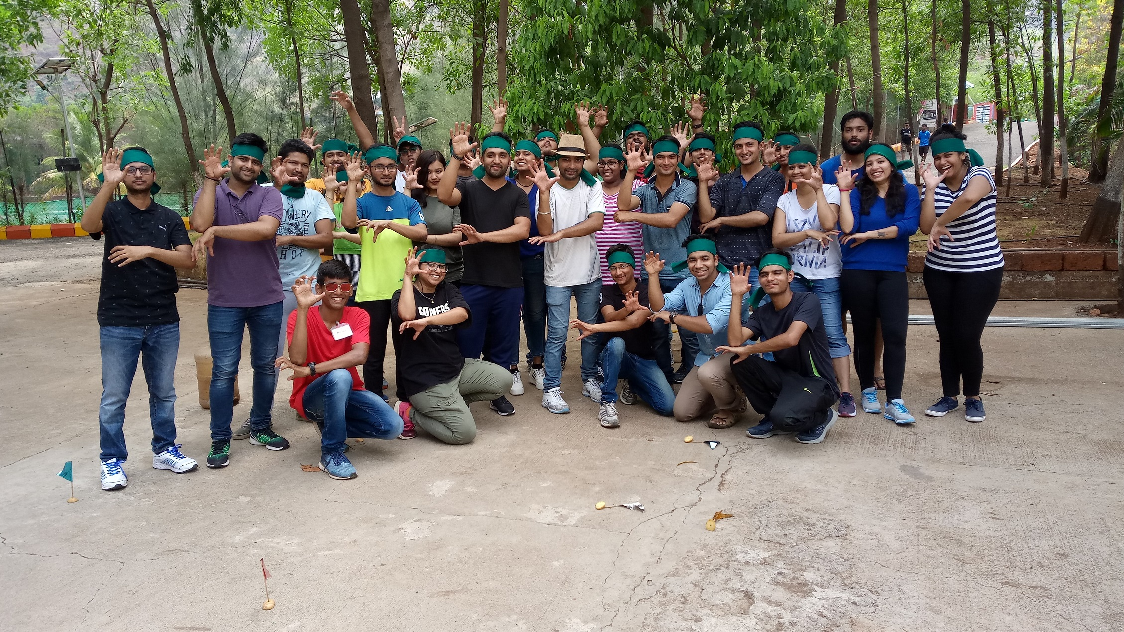 Outbound Program: Merry making in Mohili Meadows!
