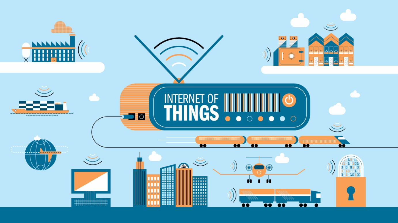 Internet of Things- The Next Big Wave